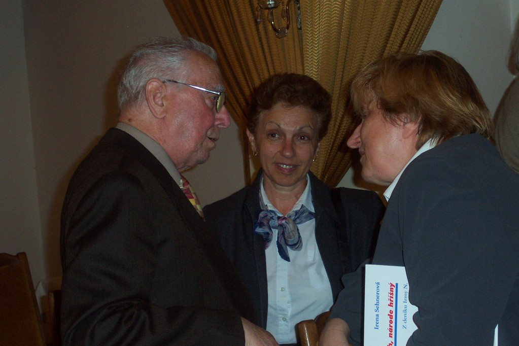 IDipl.-Ing. Pavel Fried und Hanna Zakhari