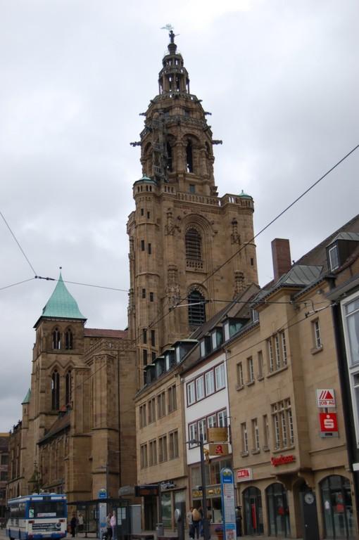 Kilianskirche Heilbronn - Wirkungsort Anton Pilgrams ?