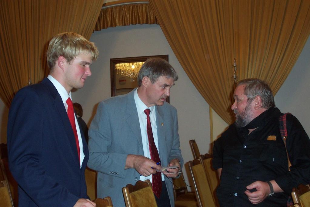 Volker und Markwart Lindenthal