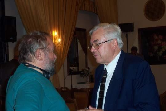 Dr. Amadeus Sobotka berichtete über die Leistung der tschechischen Ärzteschaft zur gesellschaftlichen Entwicklung der Stadt Brünn