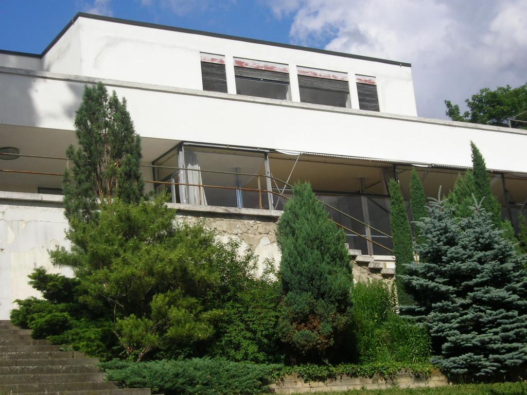 Die Villa Tugendhat gehört auch zum Programm