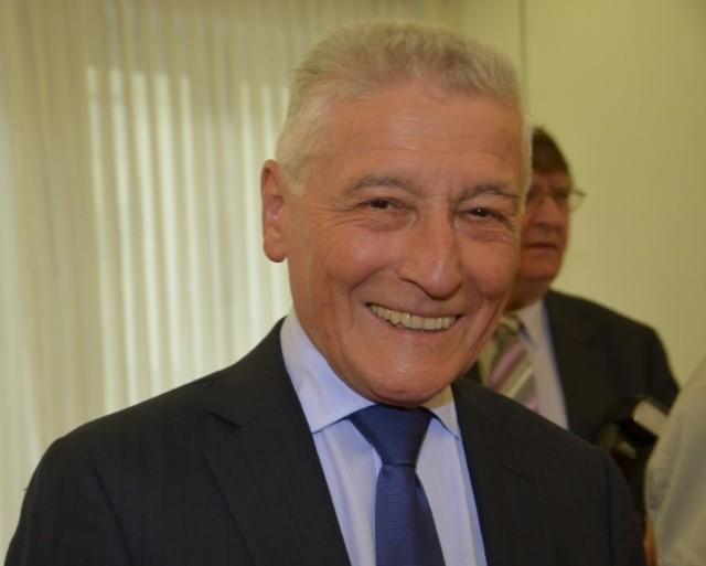 Herr Franz Longin, Südmährischer Landschaftsrat