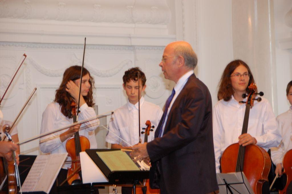 Konzertbeitrag des Leibniz-Gymnasiums in Stuttgart