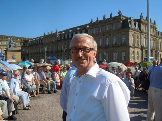 Herr Ministerialdirigent Heribert Hellstern