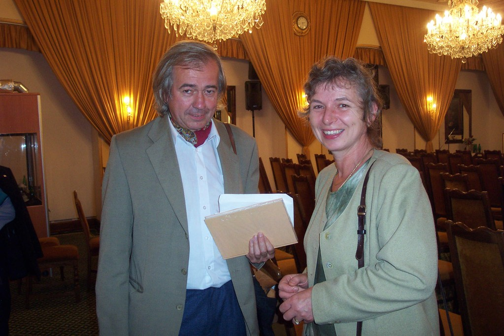 Herr und Frau Halamek