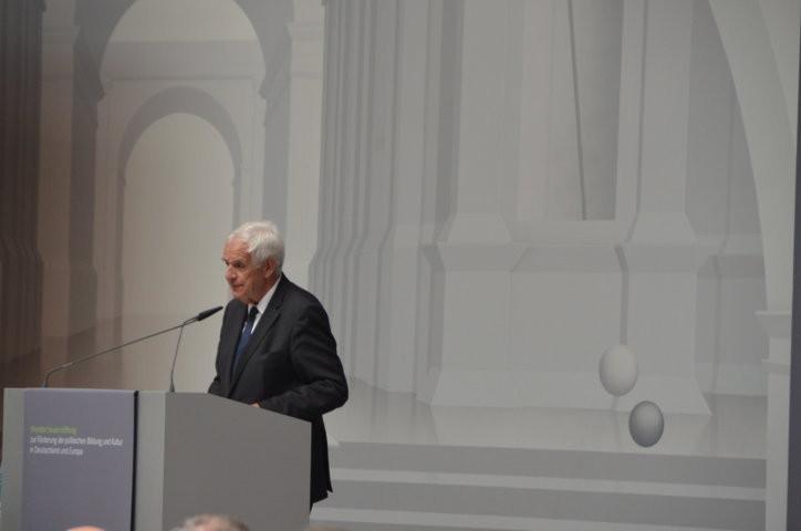Herr Rainer Stickelberger, Justizminiter Baden-Württemberg