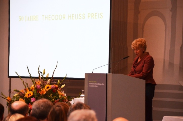 Schlusswort Prof. Dr. Gesine Schwan