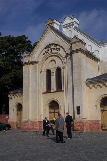 Der jüdische F'riedhof in Brünn