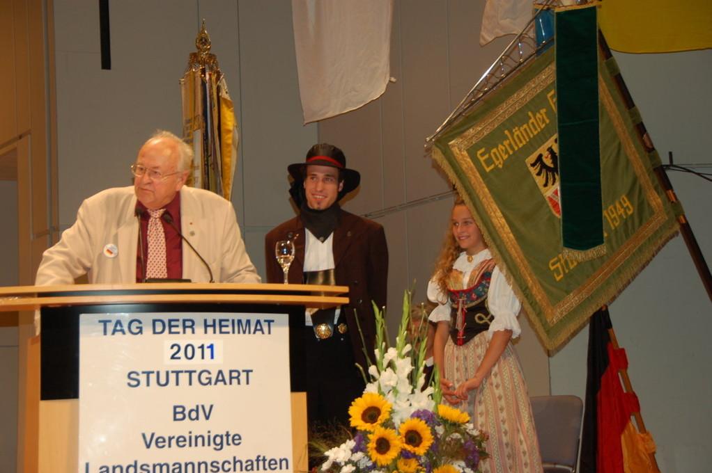 Ansprache Herr Albert Reich