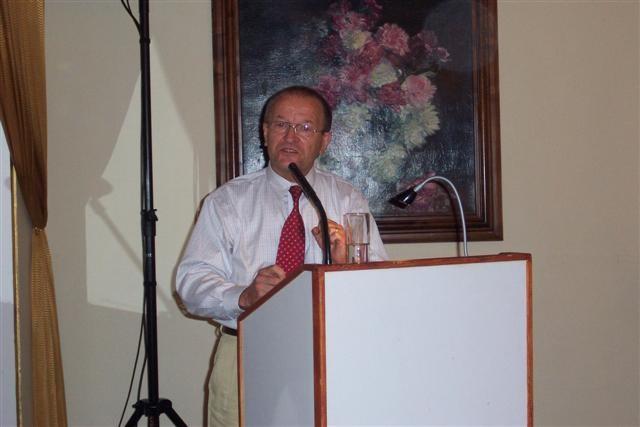 Dr. Martin Bachstein berichtet über die Brünner deutschen Sozialdemokraten