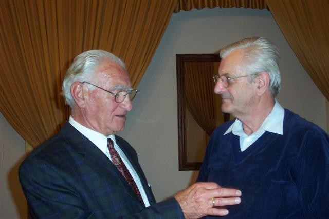 Herr Klimesch und Herr Nestraschill