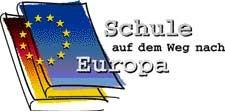 Schule auf dem Weg Nach Europa