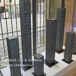 "Exposition ""Variations Urbaines"" - Pézenas 2014"