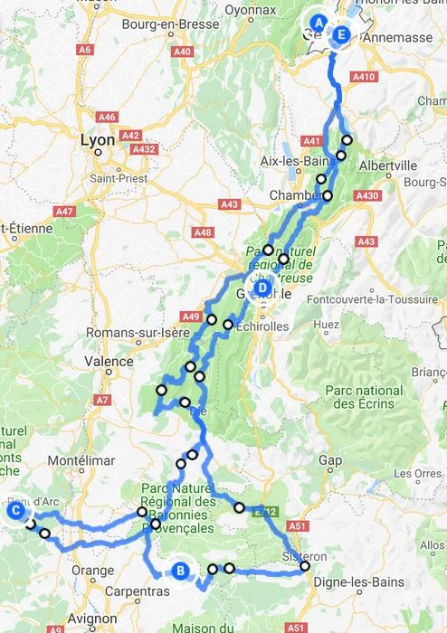 klick auf die Karte - Link zu Google Maps