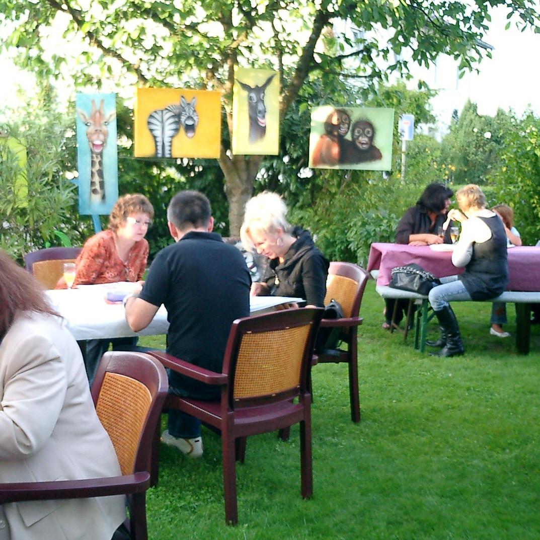 2010 Grillfest, VitaArt und Pinselstreich, Linkenheim
