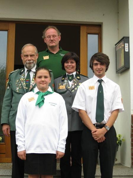 Schützenverein Oesselse, Proklamation 2011