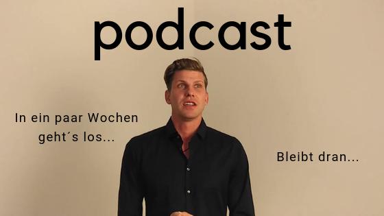 Podcast - Ankündigung