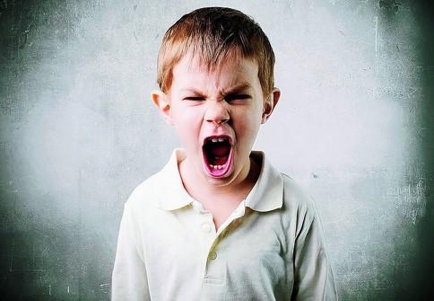 Wutanfall lässt grüßen