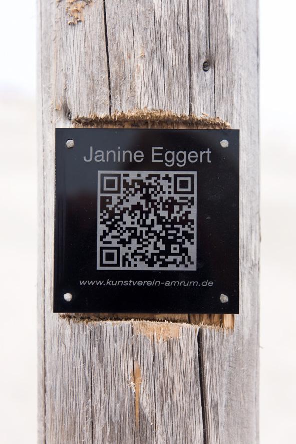 JANINE EGGERT, 2015    Foto: S. Hermannsen