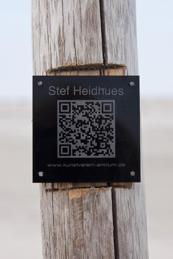 STEF HEIDHUES, 2015    Foto: S. Hermannsen