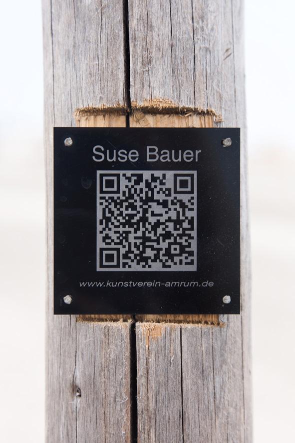 SUSE BAUER, 2015    Foto: S. Hermannsen