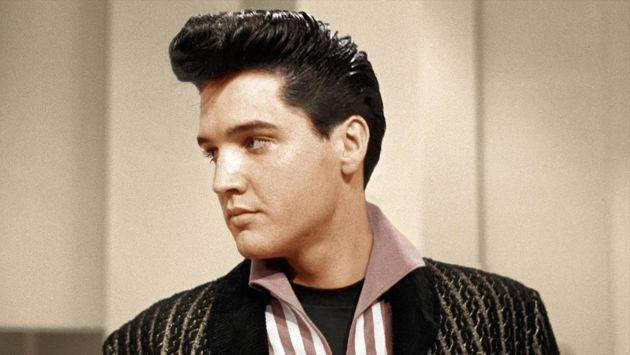 Elvis Presley - Foto fan page Facebook