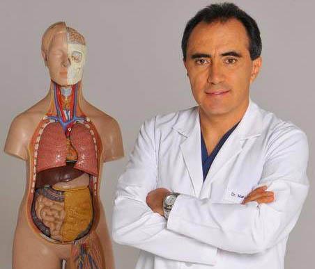 Doctor Marco Albuja - Fotografía Facebook