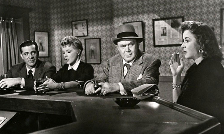Mientras Nueva York duerme, 1956, Fritz Lang