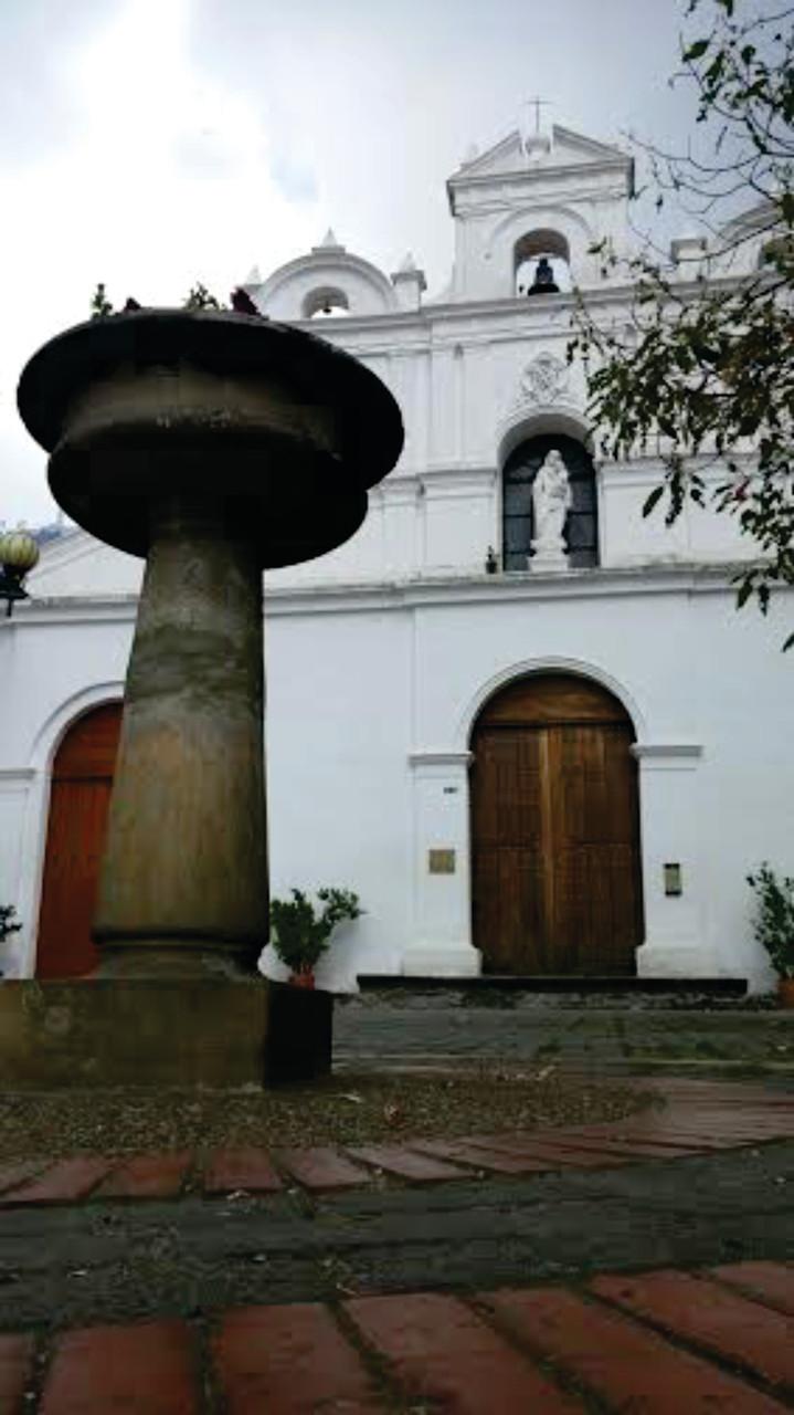 Portal Iglesia de las Aguas