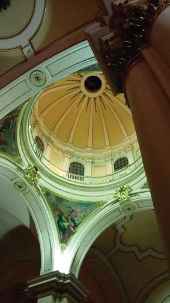 Cúpula Cátedral Primada