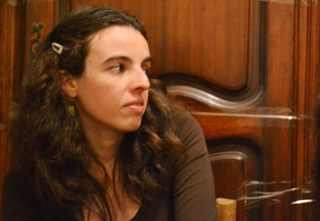 Valeria Cervero, poeta argentina invitada a esta XXIX versión del Festival de Poesía de Bogotá