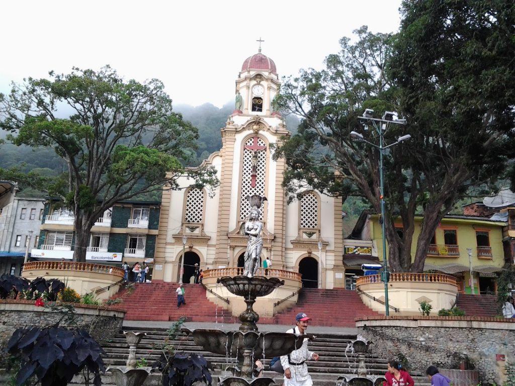 Fredonia Antioquia. Fotografía Facebook Alcaldía de Fredonia