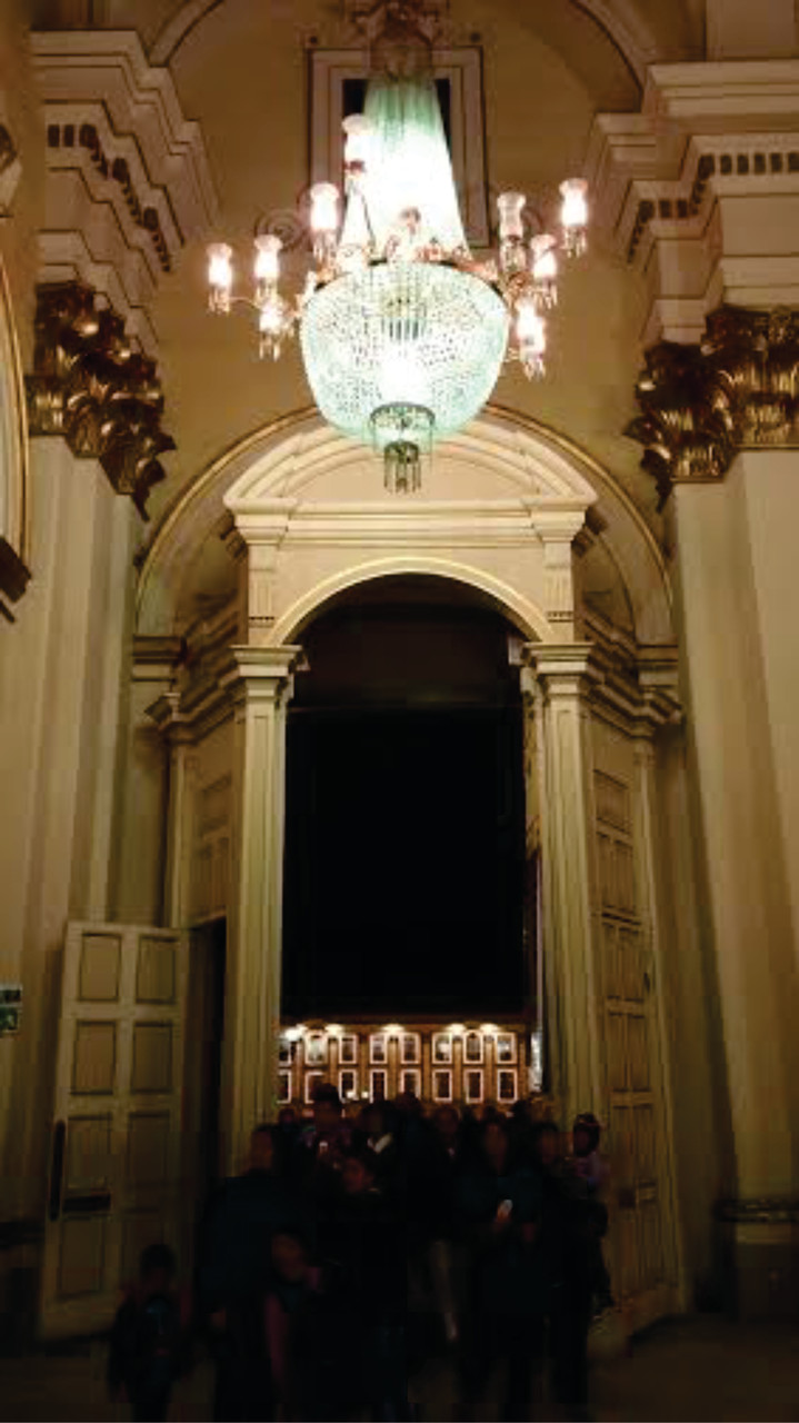 Puerta Principal Catedral Primada