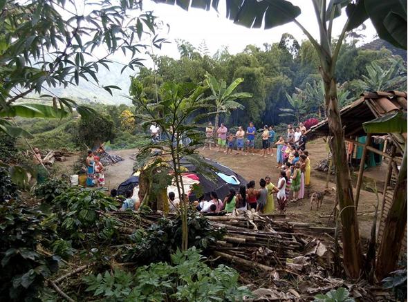 Foto: Guakuma. Zona rural Quinchía, Risaralda