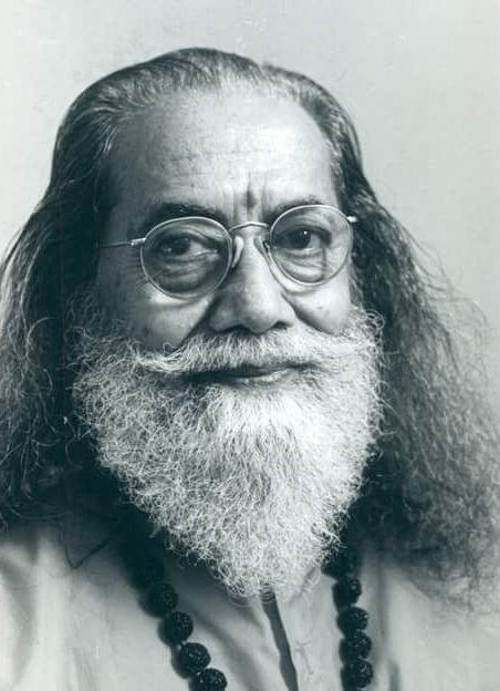 Hariharananda Giri (el guru de Ernie)