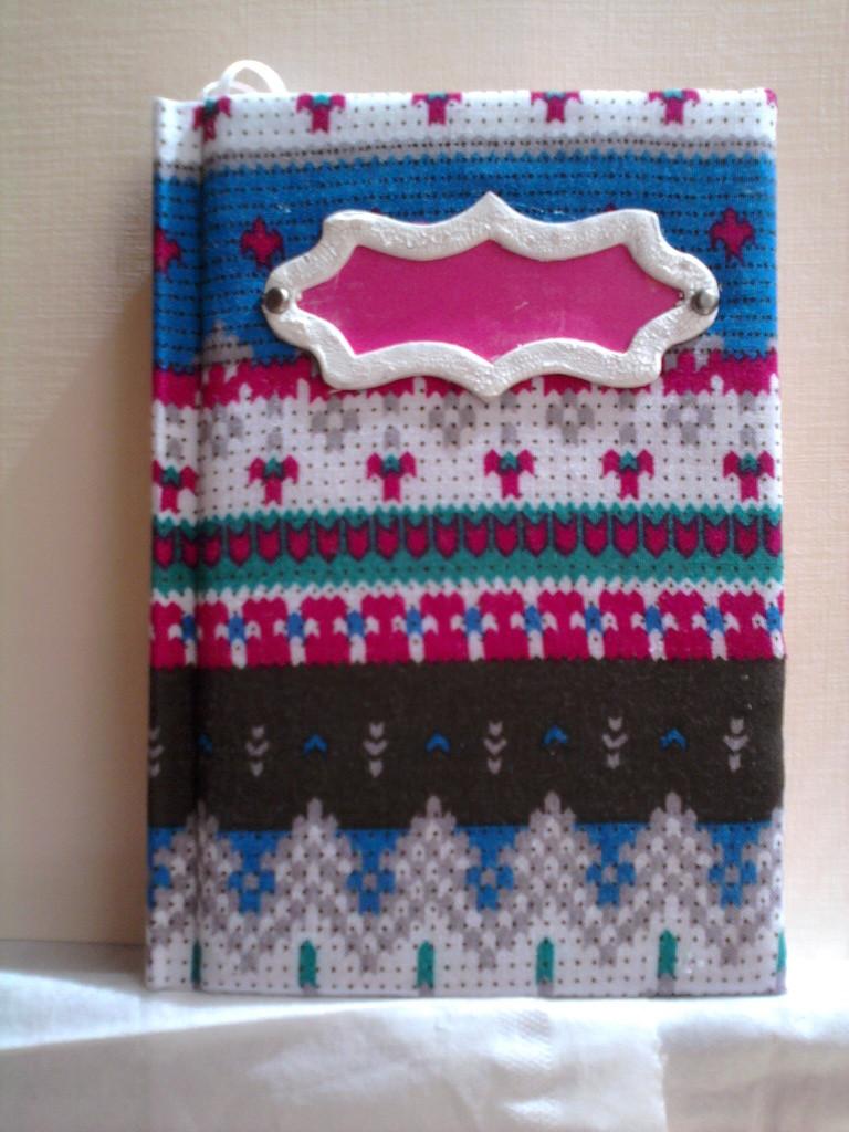 """""""Вышиванка"""", размер А6, текстильная обложка, декор"""