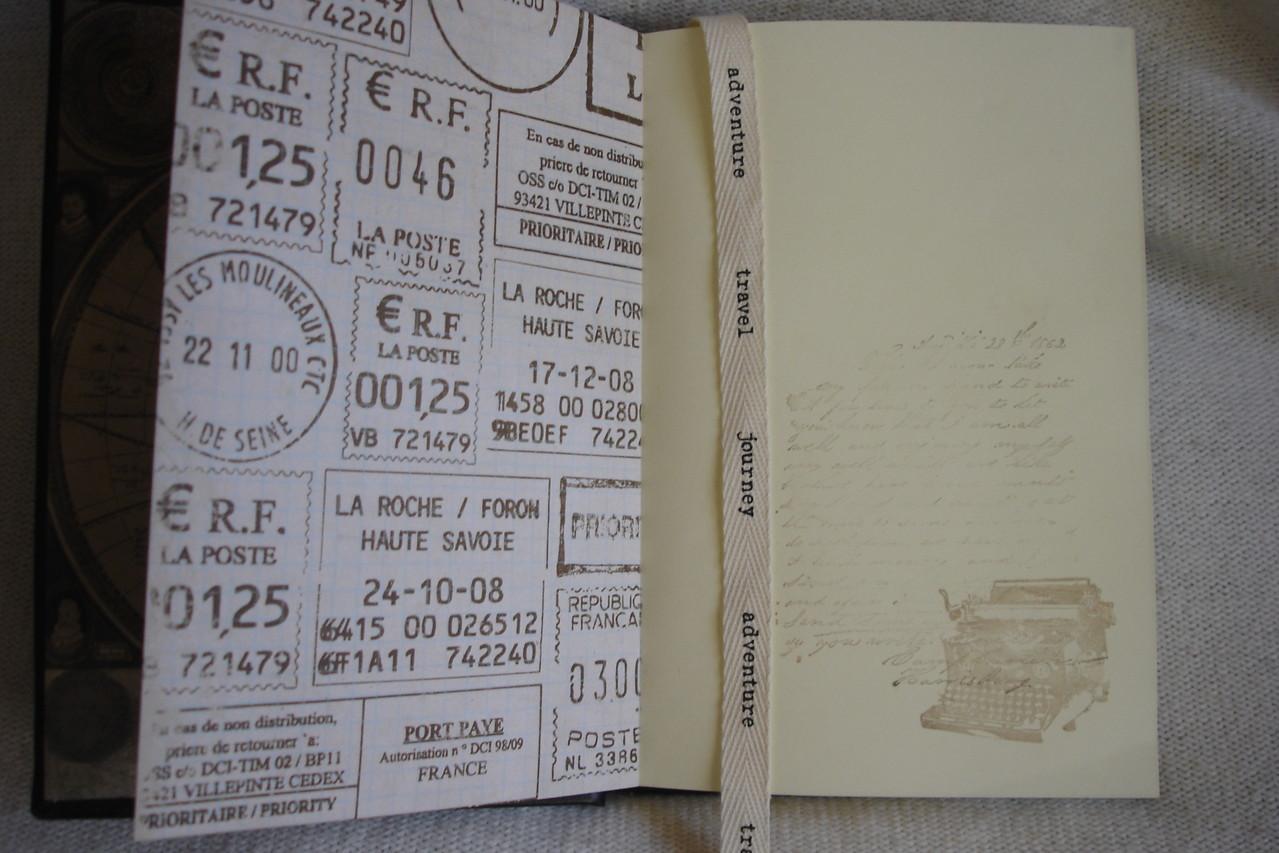 Текстильная закладка, штампы