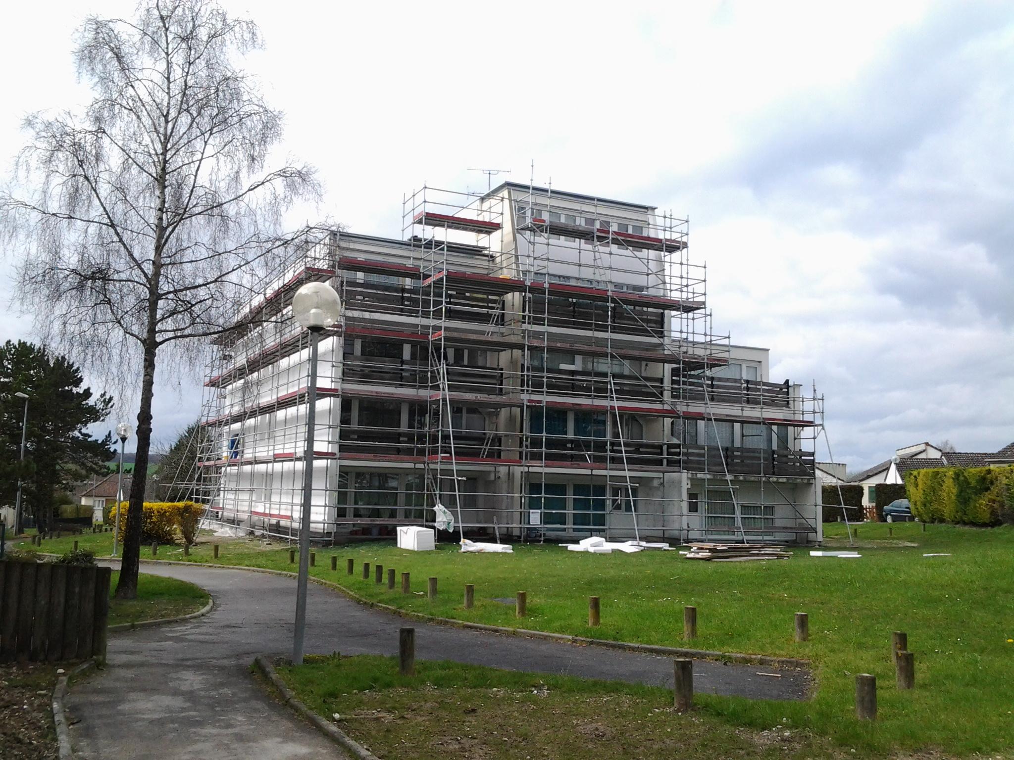 Réhabilitation immeubles de logements à MOREUIL. Mission SPS Niveau 2.