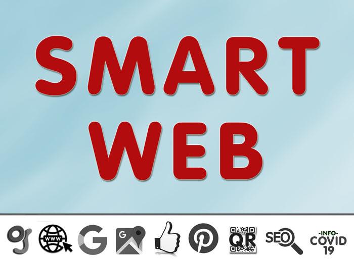 ¿Qué es una Smart Web para comercios?