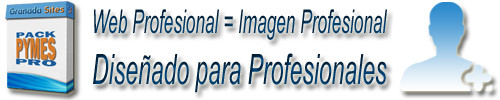 Web profesional para profesionales