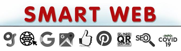 Smart Web se una página Web para comercios locales