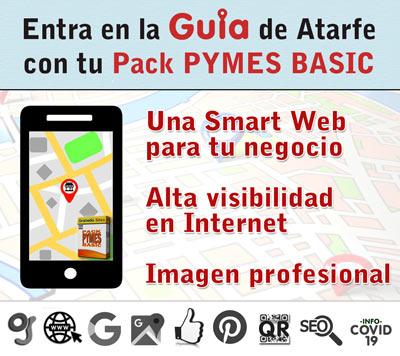 Página Web por menos de 100 € para comercios tunegocio