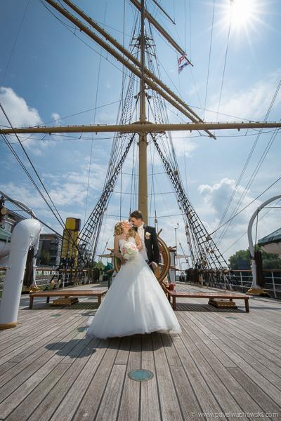 Mast Brautpaar