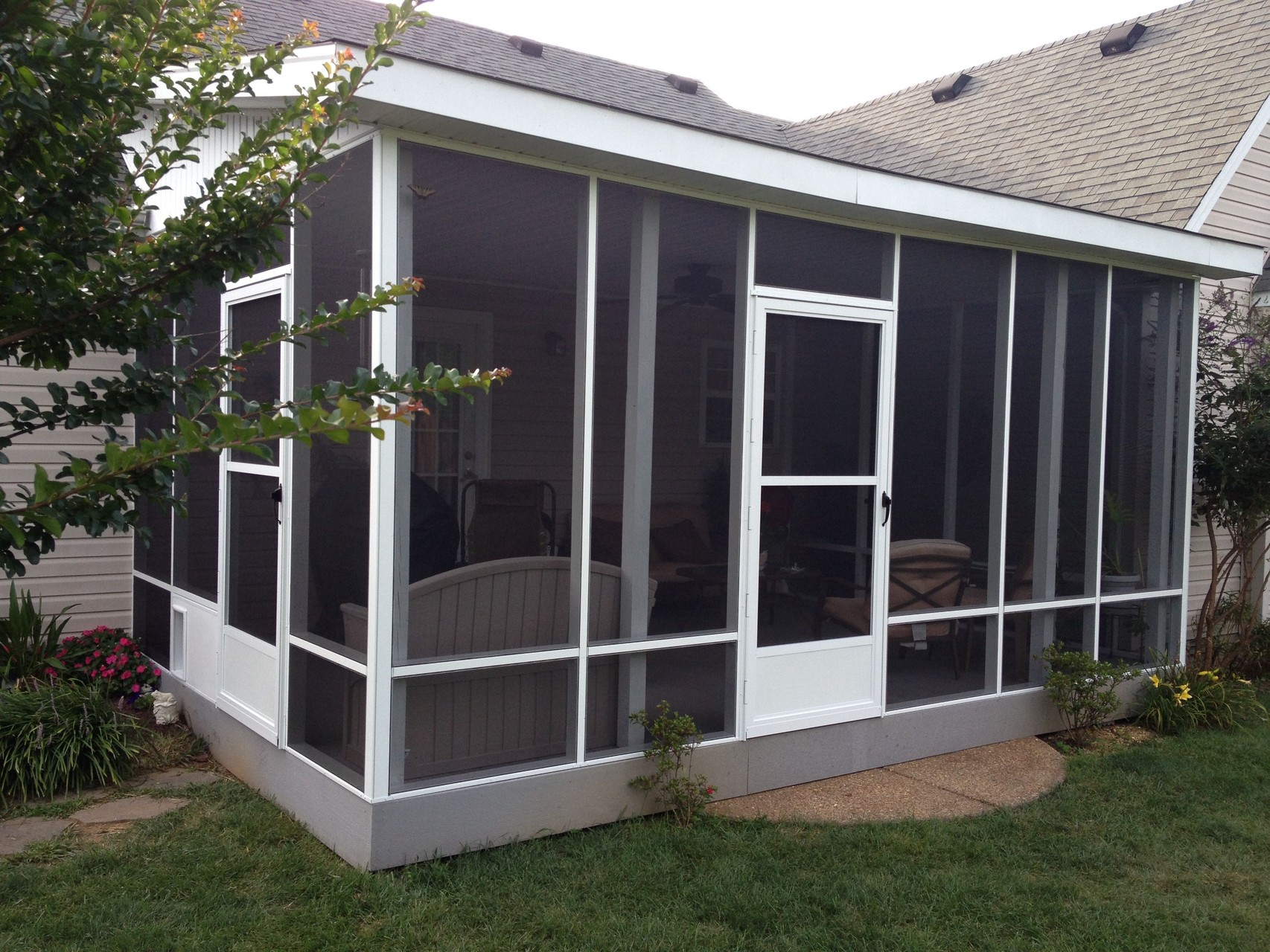 Delightful Thermavue Exteriors   Patio Covers, Carports, Screenrooms, Sunrooms,  Nashville, TN.   Thermavue Exteriors