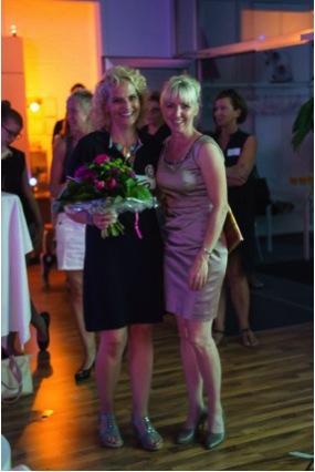 Ladiesfirst Hamm Clubgeburtstag und Neueröffnung Kirsten Bruennich und Gast2