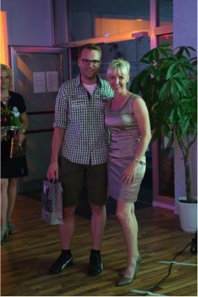 Ladiesfirst Hamm Clubgeburtstag und Neueröffnung Kirsten Bruennich und Gast3