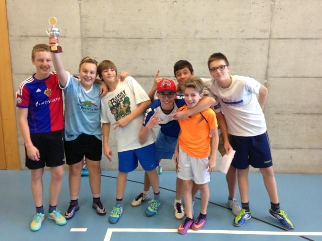 Kategorie: Schüler (Gewinner) Tätsch päng Meräng