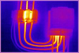 contrôle thermographique des installations électriques