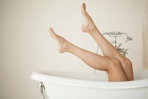 お風呂上がり 足の裏 皮がむける