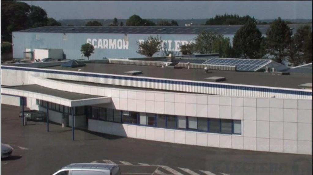 La Scarmor emploie plus de 200 salariés au nom de l'optimisation du réseau des Leclerc bretons